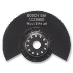 BIM segment saw blade ACZ 85 EB Wood and Metal 85 mm