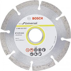 BOSCH ECO for Universal 115mm x 22.23mm