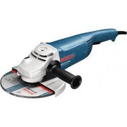 BOSCH Large Angle Grinder-GWS 2200-180 H 2200 W, M14, 180mm (7 inches)
