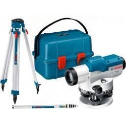 Digital Angle Finder - GOL 20 D + kit - Working range: 60m, magnification: 20x, unit of measurement: 360 degrees, scope of supply: BT 160 + GR 500 Kit