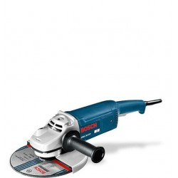 Large Angle Grinder-GWS 2200-230 + CB 2200 W, M14, 230mm (9 inches) + carbon brushes