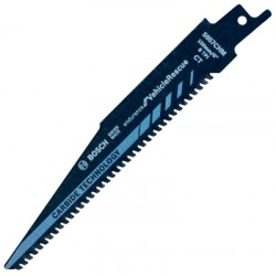 S 957 CHM 150 mm x 20 mm x 1,35 mm sabre rescue blades (10pcs)