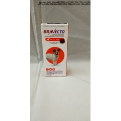 BRAVECTO 4.5-10KG FOR SMALL DOGS