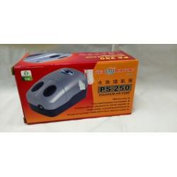 PS250 S/N AQUARIUM AIR PUMP