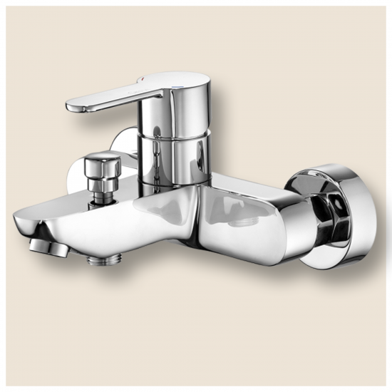 27 2279A BT S/SERIES FOR SINGLE LEVER BATH MIXER WITH T/SHOWER