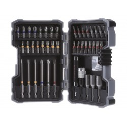 43-piece bit and nutsetter set