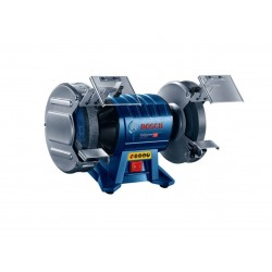Bench Grinder-GBG 60-20 600 W, wheel diameter: 200mm, width: 25mm