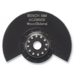BIM segment saw blade ACZ 85 EB Wood and Metal 85 mm