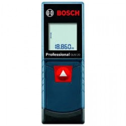 Laser measuring - GLM 20 - m/cm , ft/inch, range: 0.15-20m, accuracy: ±3.0mm