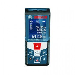 Laser measuring - GLM 50 C - m/cm,  ft/inch, range: 0.05-50m, accuracy: ±1.5mm, Bluetooth