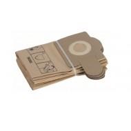Paper filter bags (5 pcs)