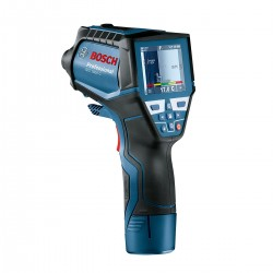 Thermo Detector - GIS 1000 C - Working range: 0.1 to 5m, measurement range: -40°C to +1000°C, data transfer (Bluetooth)
