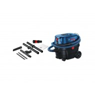 Vacuum cleaner-GAS 12-25 PL 1250 W, container volume gross: 25l, power socket