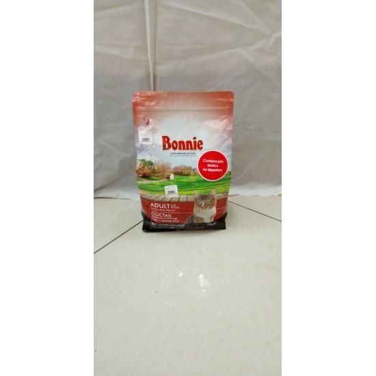 BONNIE ADULT CAT FOOD COCKTAIL 1.5KG