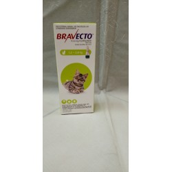 BRAVECTO SPOT ON FOR CATS 1.2 -2.8KG