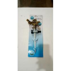 H2O METAL IMPULSE SPRINKLER ZINC SPIKE H2O-008