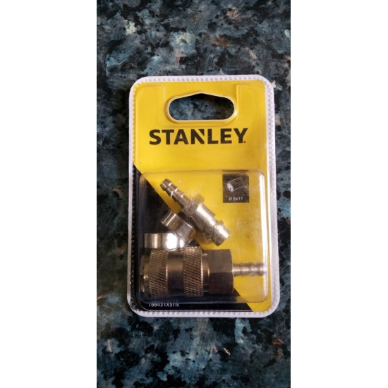 STANLEY QUICK ASSEMBLY KIT 6X11 166431XSTN