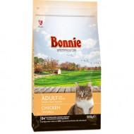 BONNIE ADULT CAT FOOD CHICKEN - 0.5 Kg