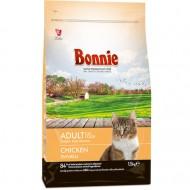 BONNIE ADULT CAT FOOD CHICKEN - 1.5 Kg