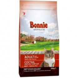 BONNIE ADULT CAT FOOD COCKTAIL - 0.5 Kg