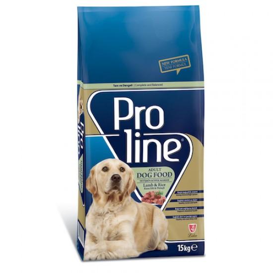 PROLINE ADULT DOG FOOD LAMB & RICE - 15 Kg